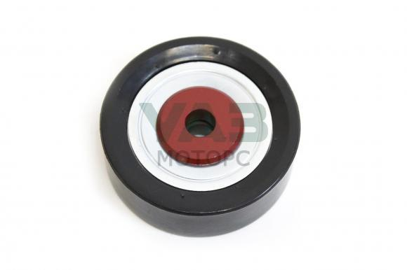 Ролик натяжной ремня генератора ЗМЗ 409 Евро 0, 2 (обводной ЗМЗ 409 евро 3, 4) (RedBTR 520406 усиленный) 406.1308080
