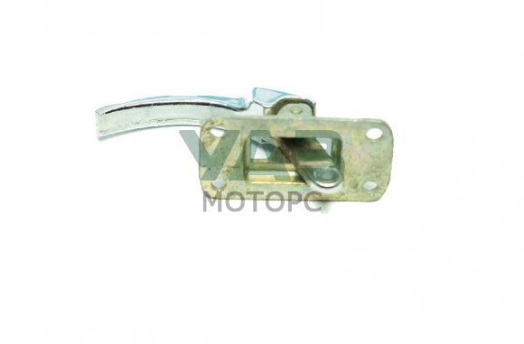 Ручка двери внутренняя (метал / хром) Уаз Хантер, 3151 (Ульяновск) 3151-6105180