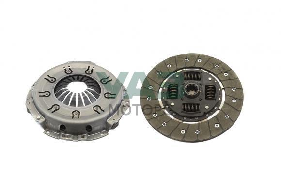 Сцепление ЗМЗ 409, 514 (комплект корзина, диск, выжимной / диск LUK) (ОАО УАЗ) 3163-80-1601006-00