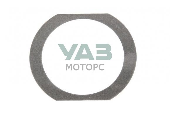 Шайба регулировочная 0,1 мм дифференциала (мост Тимке, Военный) (Сервис-Штамп / Ульяновск) 0012-00-2403090-00