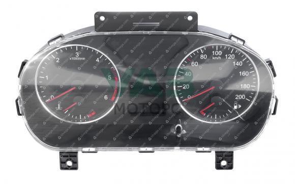 Щиток приборов (рестайлинг 2018г) УАЗ Патриот (комплектация престиж / максимум / датчики давления шин) (АТПП) 3163-3801010-40
