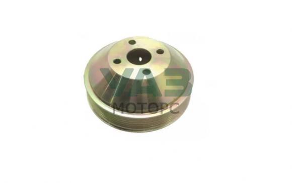 Шкив вентилятора (метал) ЗМЗ 409, 51432 Уаз Патриот, Хантер, 452 (ОАО УАЗ) 3163-00-1308025-95