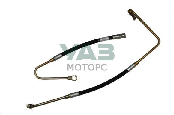 Шланг ГУРа высокого давления (комплект 2 штуки / двигатель Iveco) Уаз Патриот (Ульяновск) 3163-10-3408150-10