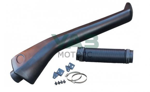 Шноркель LLDPE усиленный Уаз Хантер, 3151 (бензиновый двигатель) (комплект крепежа) SYA3A