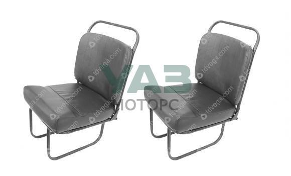 Сиденья передние (старого образца / комплект 2 штуки) Уаз 469 (ОАО УАЗ) 469-6800010-10