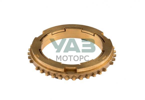 Синхронизатор 1-й передачи трехконусный КПП АДС (5 передач) (MetalPart) 255-1701115