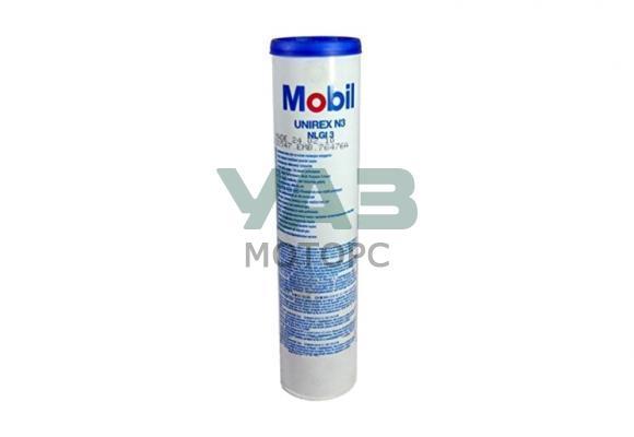 Смазка Mobil Unirex N 3 пластичная NLGI 3 (400г) 154530