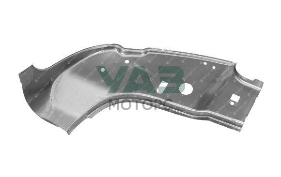 Соединитель рамки облицовки радиатора (верхний правый) Уаз Патриот, Профи (ОАО УАЗ) 3163-8401492-10