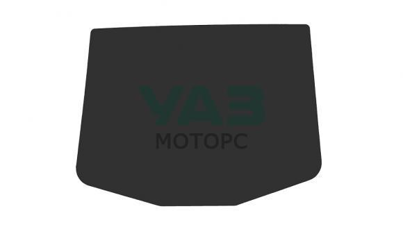Стекло опускное задней двери правое (чёрная тонировка) Уаз Патриот, 3162, 2360 (ОАО УАЗ) 3162-00-6203214-02