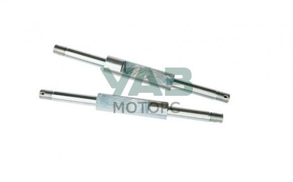 Стойки переднего стабилизатора усиленные (лифт 100 мм / комплект 2 штуки) Уаз Патриот (РИФ / PR225) 3162-00-2906060-50