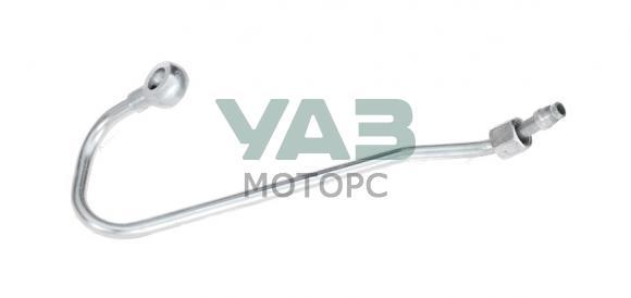 Трубка подачи масла к турбине (маслопровод) (двигатель Iveco / F1A) Уаз Патриот (S.P.A. Италия) 0088-00-5040447-38