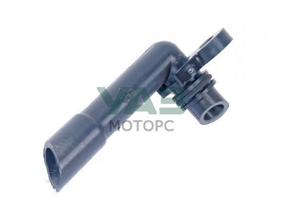 Трубка вентиляции картера ЗМЗ-409.10 (Евро-4 / с уплотнительным кольцом) (ОАО ЗМЗ) 40904.1014190