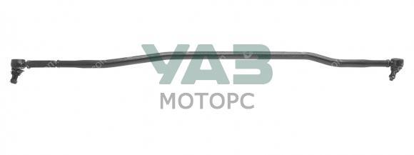 Тяга рулевой трапеции длинная в сборе с наконечниками Уаз 452, 3741 (мост Спайсер / гибридные Тимкен)(ОАО АДС) 42000.3741-00-3414052-00