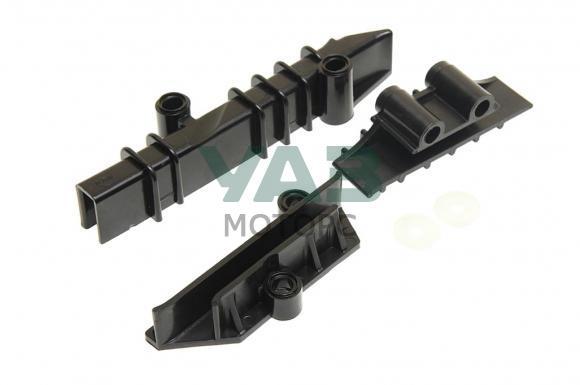 Успокоители цепи ЗМЗ 409 (комплект 3 штуки / двухрядная цепь) (Уаз Моторс) 406-1006150/60/70