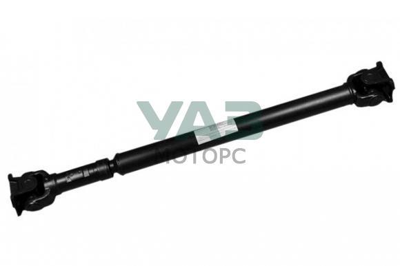 Вал карданный задний Уаз 469, 3151 (КПП 4 передачи, военный мост) (длинна 1010 мм) (ОАО АДС 42000.3151-00-2201010-00) 31512-2201010