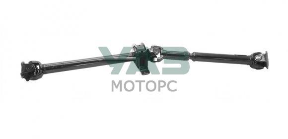 Вал карданный задний Уаз Патриот (двигатель Iveco, с подвесным) (длинна 1270 мм) (ООО КИТ Tanaki) 3163-10-2200010-00