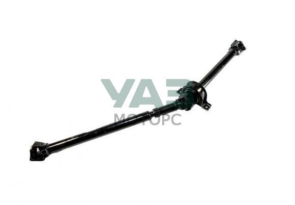 Вал карданный задний Уаз Пикап с подвесным (механическая РК) (длинна 1500 мм) (Автомагнат) 2363-00-2200010-10
