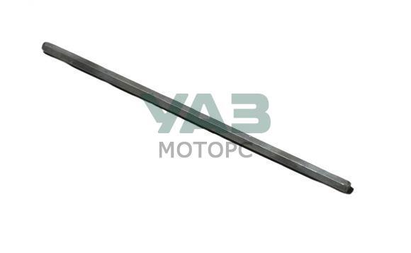 Валик привода масляного насоса (шестигранный / 230 мм) ЗМЗ 51432 Евро 4 (ОАО ЗМЗ) 51432.1011220