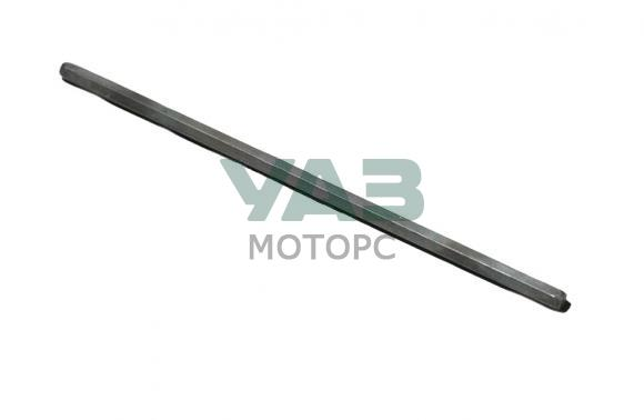 Валик привода масляного насоса (шестигранный / 245 мм) ЗМЗ 514 (ОАО ЗМЗ) 514.1011220-10