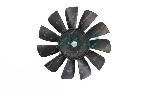 Вентилятор охлаждения (11 лопастей / пластик) УМЗ 417, 421 ЗМЗ 402 (Ульяновск) 3741-00-1308010-01