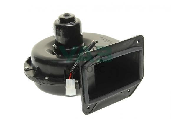 Вентилятор в боре с кожухом (дополнительного отопителя) Уаз 3741, Буханка (ОАО УАЗ) 3962-8102010