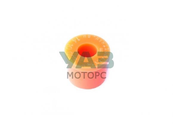 Втулка рессоры Уаз 469 (полиуретан) (ООО Полиуретан Новосибирск 14-10-003-R) 469-2902028