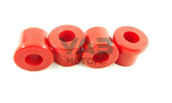 Втулки рессоры Уаз 469 (полиуретан / комплект 4 штуки) (redBTR / 544020) 469-2902028