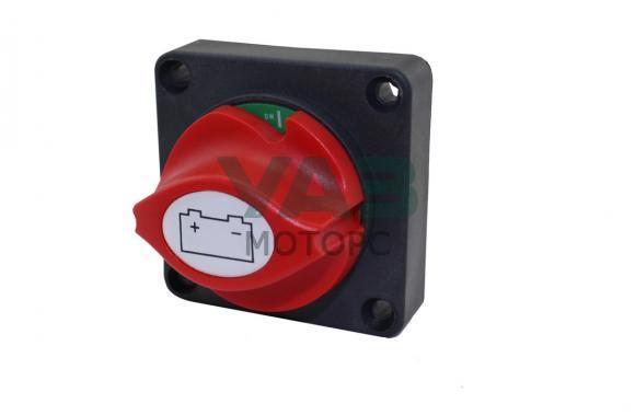 Выключатель массы/плюса redBTR 250А