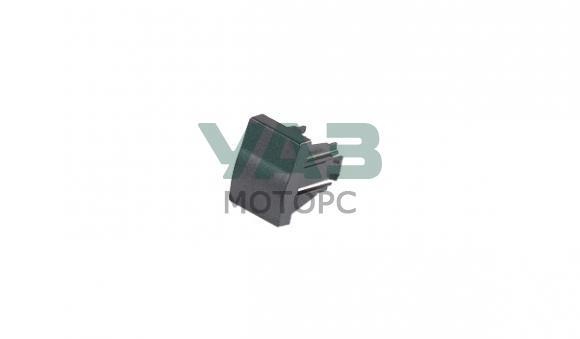 Заглушка (вместо клавиши) панели приборов (нового образца) (АВАР Псков) 3163-00-3710112-00