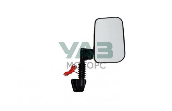 Зеркало люкс тонированное правое (с обогревом) УАЗ 3151,Хантер (ИНТЕХ / Обнинск) 3151-8201502