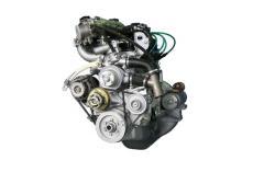 Двигатель в сборе УМЗ 4213 Евро 2 (99 л.с / АИ-92 / инжектор / лепестковая корзина) (ОАО Волжские моторы) 4213.1000402-21