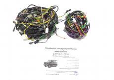 Электропроводка Уаз 31514 (полулюкс / комплект на всю машину) (АККОМ) 3151-40-3720000
