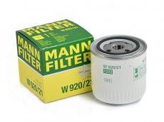 Фильтр масляный Уаз (ЗМЗ 409, 514) (Mann Filter W920/21) 0406-00-1012006-00