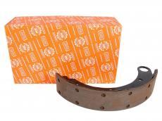 Колодка тормозная с длинной накладкой УАЗ (АДС) 1 шт. (42000.0469-00-3501090-00)
