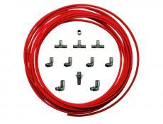 Комплект для вывода сапунов redBTR Gen II (с КПП и РК DYMOS) 559020