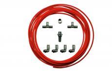 Комплект для вывода сапунов redBTR (УАЗ с четырехступенчатой КПП) (redBTR) 559010