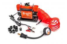 Компрессор электрический Агрессор (75 л/мин / 12V / двухпоршневой) AGR-75