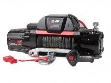 Лебедка redBTR серия Country Side Gen II 9500IbS (12v, 4310 кг, редуктор 150:1) интегрированный блок, синтетический трос