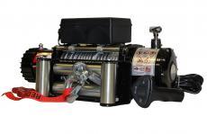 Лебедка redBTR серия Hunter 12000 lb (12V, 5448 кг, редуктор 265:1)