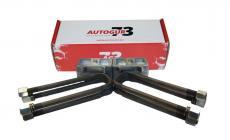 Лифт комплект 60 мм (рессора-мост / алюминиевые проставки  / на одну ось) Уаз Патриот, Хантер (Autogur73) РМ-315195.3163 AL