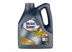Масло моторное (для дизельных двигателей) Mobil Super 3000 X1 Diesel 5W40 синтетическое (4 литра) 152572