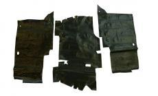 Обшивка пола кабины (дермантин) Уаз 452 (Буханка), 3303 (Ульяновск)