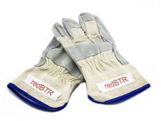 Перчатки для работы с лебедкой (redBTR) 902090