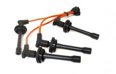 Провода высоковольтные с наконечником (силиконовые) ЗМЗ-4091 (redBTR) 0409-10-3707244-10