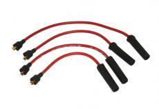 Провода высоковольтные (силикон) с наконечником УМЗ-4216, 4213 (Евро 2, 3) (Tanaki / KNG-3707090-65) 4216.3707090-10