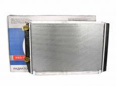 Радиатор охлаждения алюминиевый Nocolok Уаз Патриот с 2008 года (ЗМЗ 409 ЕВРО-3, 4, 5 , IVECO) (ШААЗ) 31631А-1301010