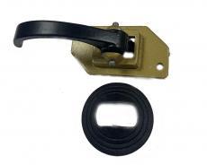 Ручка двери внутренняя (метал) Уаз Хантер, 3151 (Ульяновск) 3151-6105180