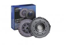 Сцепление (комплект корзина / диск) УМЗ 417, 421 (старого образца / толстый вал 35 мм) (Tanaki) 417.1005010-10