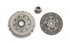 Сцепление (усиленное) ЗМЗ 409, 514 (комплект корзина, диск, муфта сцепления) (Tanaki) 409.3906605